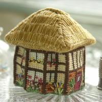bluebell-cottage_3D cross-stitch kit
