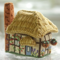 buttercup-cottage_3D cross-stitch kit