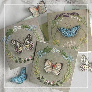 Greetings Cards_Butterflies Selection